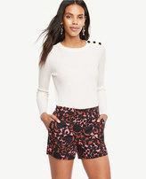 Ann Taylor Tulip City Shorts