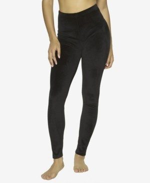Felina Cozy Super Soft Velour Legging