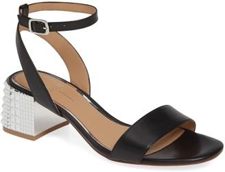 Linea Paolo Hilda Stud Heel Sandal