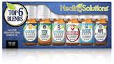 HEALING SOLUTIONS Healing Solutions Top Blends Gift Set Essential Oils