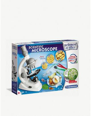 Selfridges Scientific microscope set