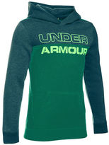 Under Armour Boys 8-20 Colorblocked Fleece Hoodie