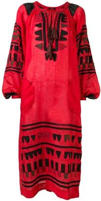 Vita Kin Fiji midi dress