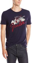 Lucky Brand Men's Fender Surf Sounds Graphic Tee