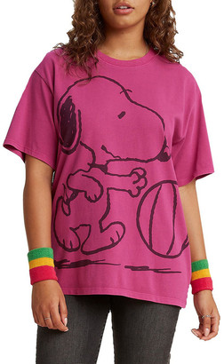 Levi's x Peanuts Relaxed Oversized Graphic T-Shirt