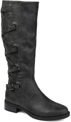 Journee Collection Carly Women's Knee-High Boots