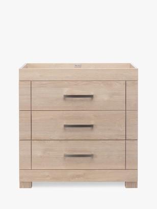 Silver Cross Camberwell Dresser, Textured Grain Oak