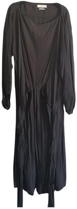 Etoile Isabel Marant Black Synthetic Dresses