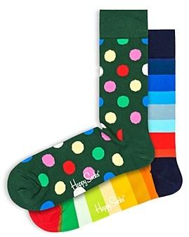 Happy Socks Gift Box - Set of 2 Socks