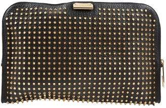 Burberry Black Leather Clutch bags