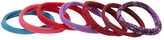 Jane Tran Red Ponytail Set