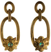 Stephen Dweck Floral Drop Earrings