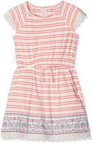 Fat Face Girl's Maisy Stripe Dress