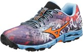 Mizuno Wave Hayate Women US 8 Multi Color Running Shoe