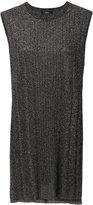 Diesel glitter knitted top
