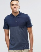 Jack & Jones Colour Block Polo Shirt