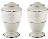 Lenox Dinnerware, Pearl Innocence Salt and Pepper Shakers