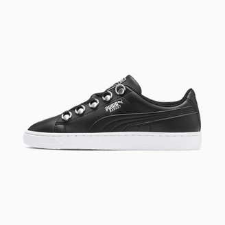 Puma Basket Hike Womens Sneakers