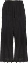 Zimmermann Essence Veil silk-chiffon trousers