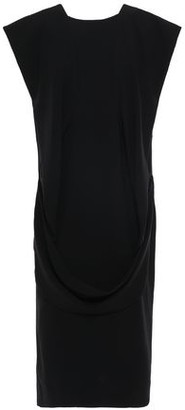 Chalayan Draped Satin-crepe Dress