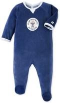Petit Bateau Baby boys pajamas with motif