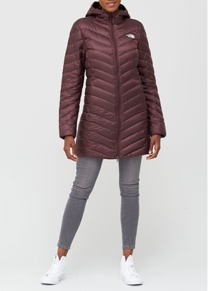 The North Face Trevail Parka - Burgundy