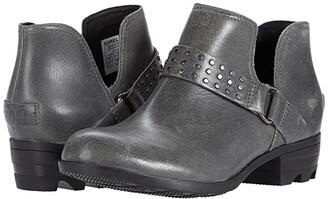 Sorel Lolla II Strap Stud (Quarry) Women's Boots