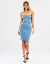 Bardot Mia Denim Dress