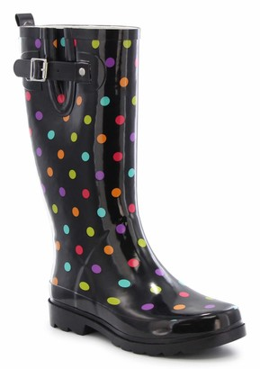 Western Chief Women's Dot City Rain Boots