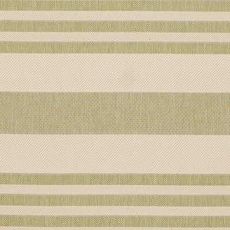 "Andover Mills Sophie Beige/Sweet Pea Indoor/Outdoor Area Rug Rug Size: Rectangle 2'3"" x 6'7"""
