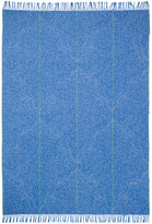 Designers Guild Basilica Throw Cobalt