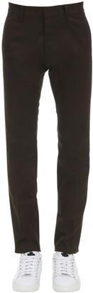 DSQUARED2 17cm Cool Guy Stretch Cotton Twill Pants