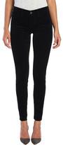 J Brand Women's Super Skinny Velvet Jean in Black