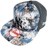New Era New York Yankees Splat Strap Strapback Cap Kappe Basecap