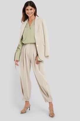 NA-KD Cocoon Elastic Suit Pants