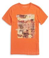 Buffalo David Bitton Boys Landscape Graphic Tee