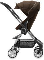 Stokke Scoot Stroller in Brown