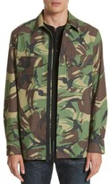 Rag & Bone Men's Heath Camo Shirt Jacket