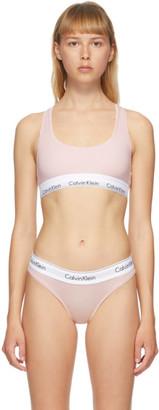 Calvin Klein Underwear Pink Modern Bralette