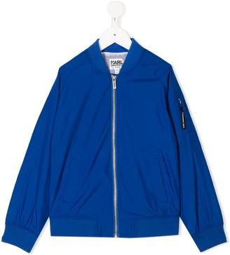 Karl Lagerfeld Paris bomber jacket