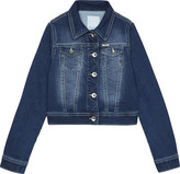 Diesel Jimbis buttoned denim jacket
