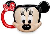 Disney Minnie Mouse Sculptured Mug Cruise Line