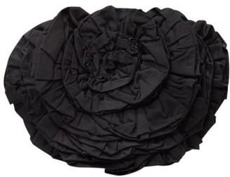 Mara Hoffman Rose Organic-cotton Poplin Bandeau Top - Black