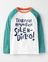 Boden Splendifico Raglan T-shirt