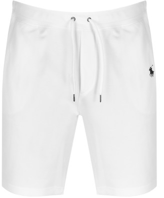 Ralph Lauren Sweat Shorts White