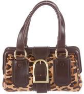 Celine Ponyhair Frame Bag