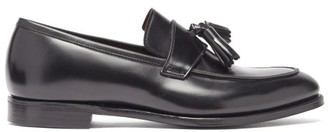 Crockett Jones Crockett & Jones - Sophie Ii Tasselled Leather Loafers - Black