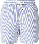 Aspesi striped swim shorts