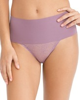 Spanx Undietectable Lace Thong #SP0615