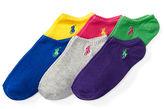 Ralph Lauren No-Show-Sock 6-Pack